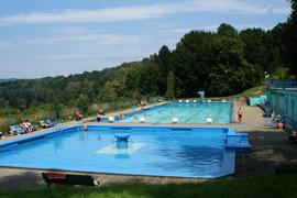 Bystrzycki basen na Górze Parkowej
