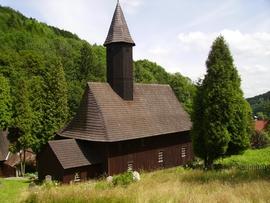 Drewniany kościół pw. św. Anny w Zalesiu