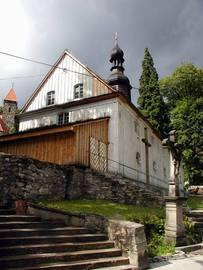 Drewniany Kościółek pw. św. Józefa w Międzygórzu