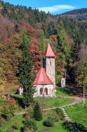 Kościół pw. św. Krzyża w Międzygórzu