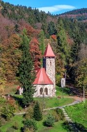 Kościół pw. św. Krzyża, Międzygórze