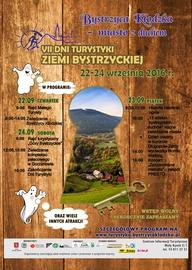 Dni Turystyki Ziemi Bystrzyckiej 2016