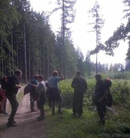 """Rajd turystyczny PTTK """"Góry Bystrzyckie"""""""