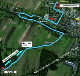 mapa trasy Biegu Bystrzyckiego 10 km.jpeg