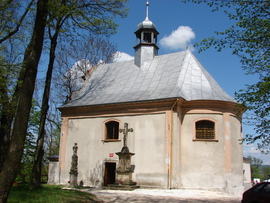 Kaplica św. Floriana na Górze Parkowej