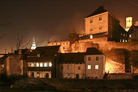 Panorama Bystrzycy Kłodzkiej