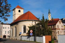 Kościół pw. św. Jana Nepomucena w Bystrzycy Kłodzkiej