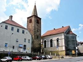 Baszta Rycerska i Muzeum Filumenistyczne - przed remontem