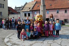 Zwiedzanie Bystrzycy_Bystrzyckie Przedszkolaki