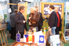 targi turystyczne w Pradze -2009 r.
